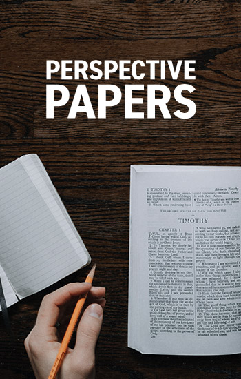 Perspective Papers